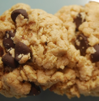 Dairy Egg & Soy Free Chocolate Chip Cookies
