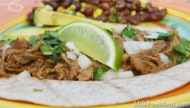 Slow Cooker Taco Pork