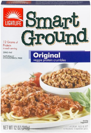 Smart Ground Veggie Crumbles