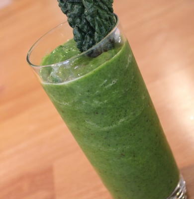 Dairy Free Green Smoothie
