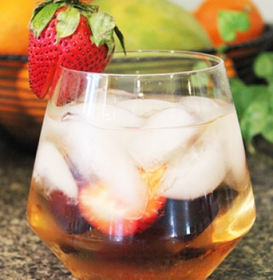 Simple Summer Sangria