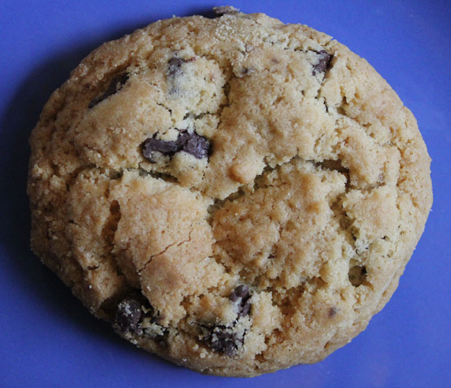 Sweet Alexis Chocolate Chip Cookie