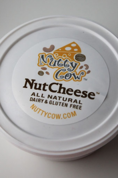 Nutty Cow Cheese