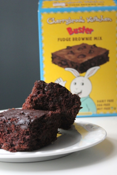 Cherrybrook Kitchen Dairy Free Brownies