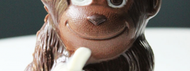Premium Chocolatiers Dairy Free Chocolate Monkey