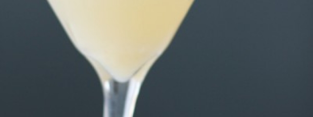 Skinny Grapefruit Ginger Martini