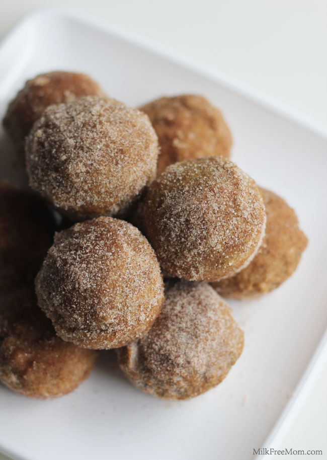Apple Cider Donut Bites