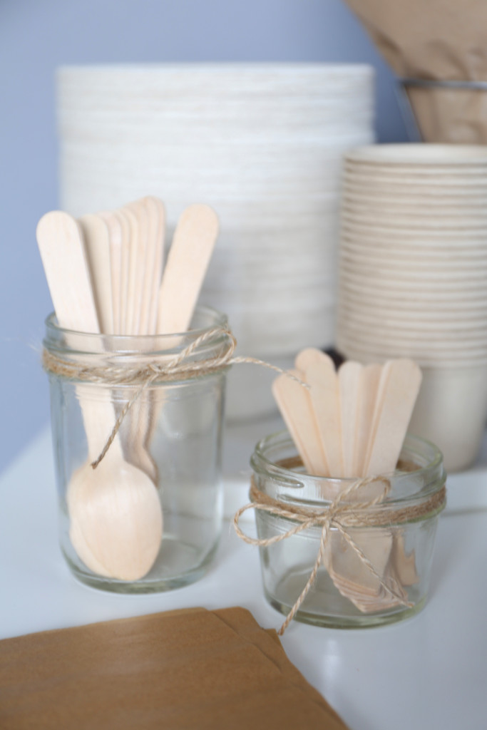 Ice Cream Bar Utensils