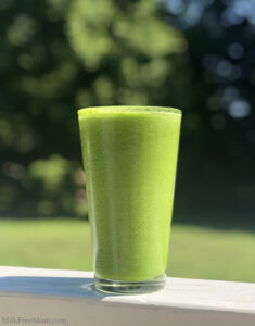 Favorite Dairy Free Green Smoothie