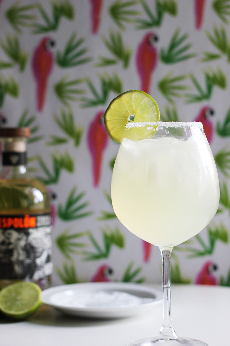 Keto Friendly Sugar-Free Margarita