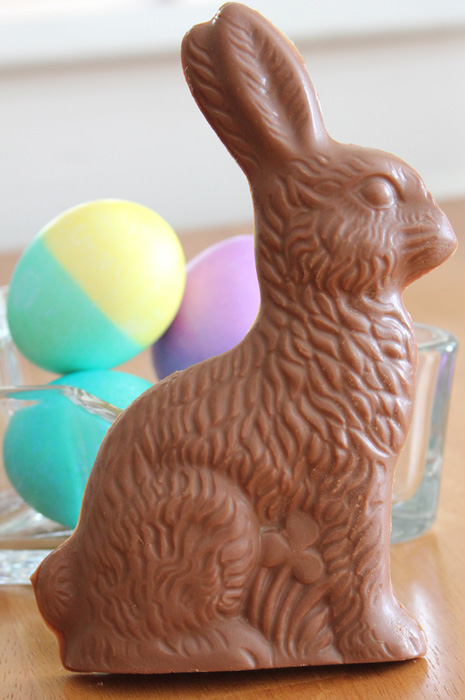 Dairy Free Chocolate Easter Candy