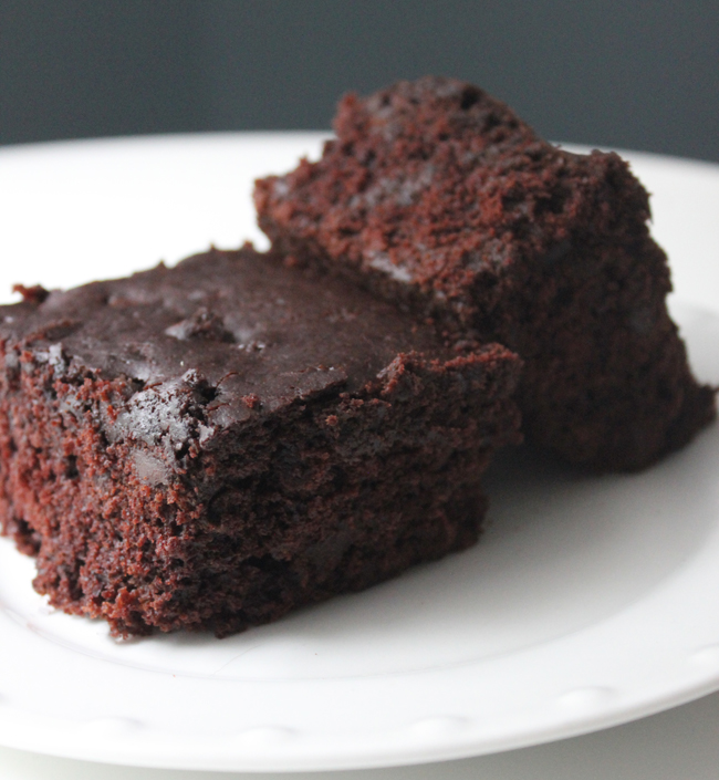 Dairy Free Brownies from Cherrybrook Kitchens