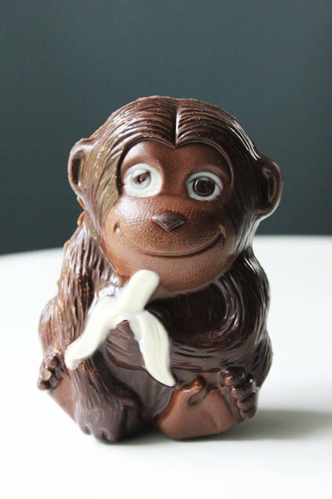 Premium Chocolatiers Dairy Free Chocolate Monkey