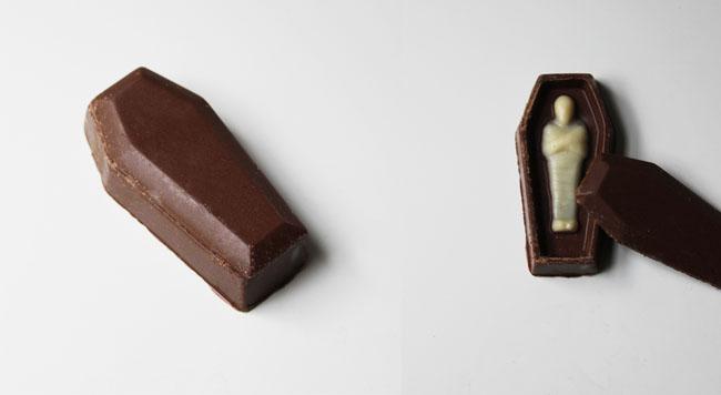 Premium Chocolatiers Dairy Free Halloween Casket