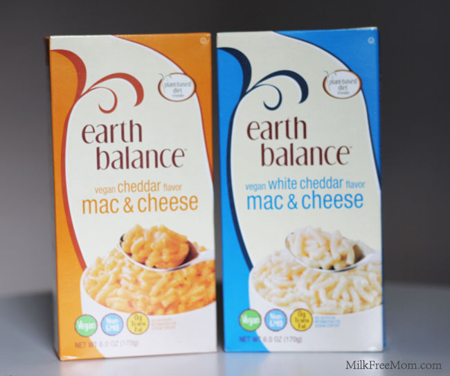Earth Balance Mac Cheese