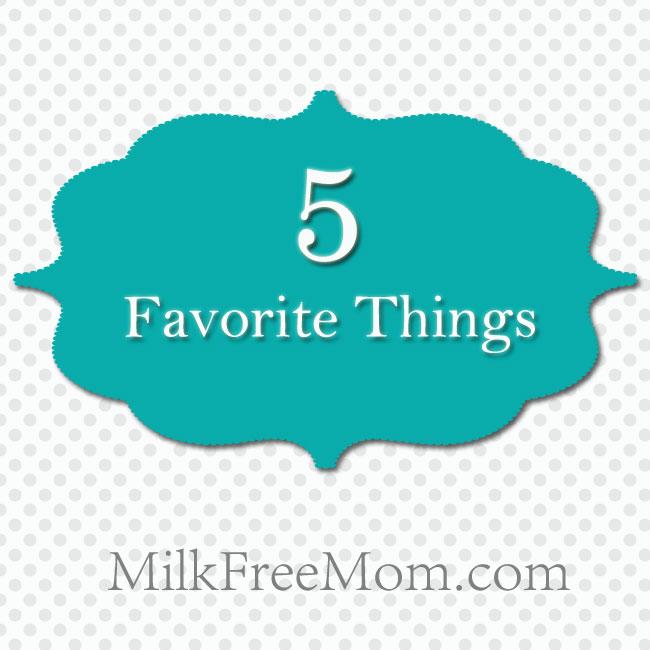 Five Favorite Things