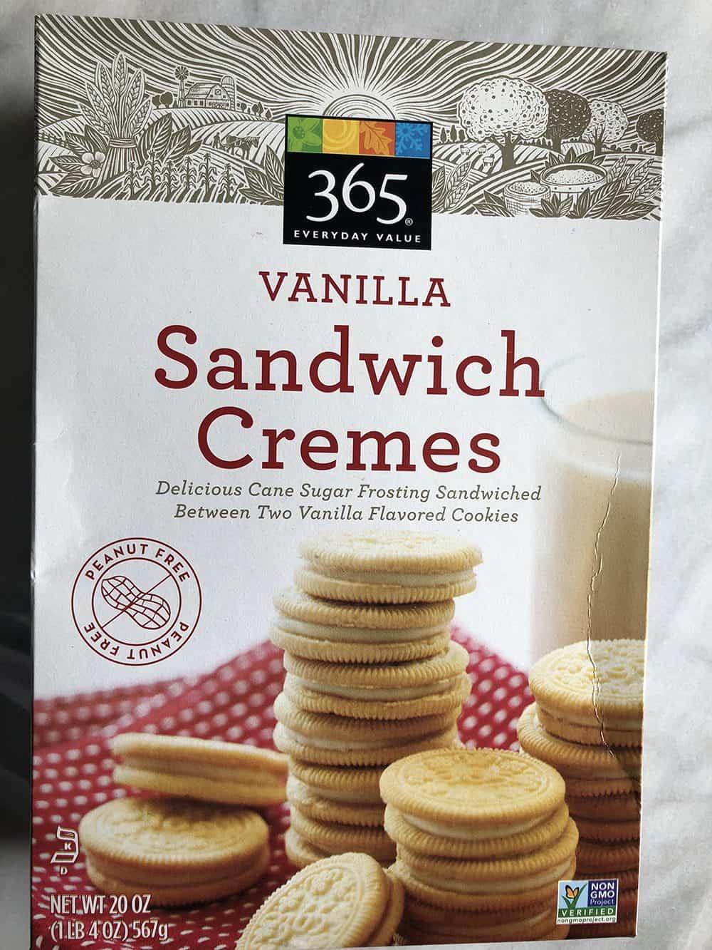 Whole Foods Dairy Free Cookies