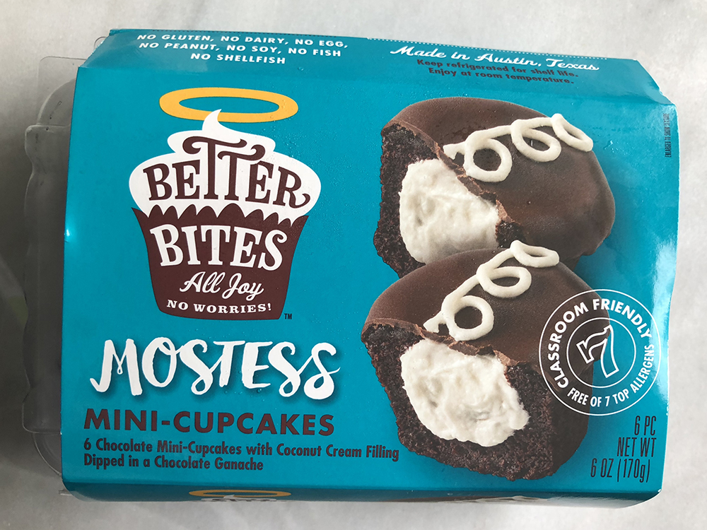 Whole Foods Dairy Free Hostess Cupcakes