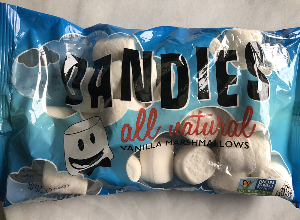 Whole Foods Dairy Free Marshmallows