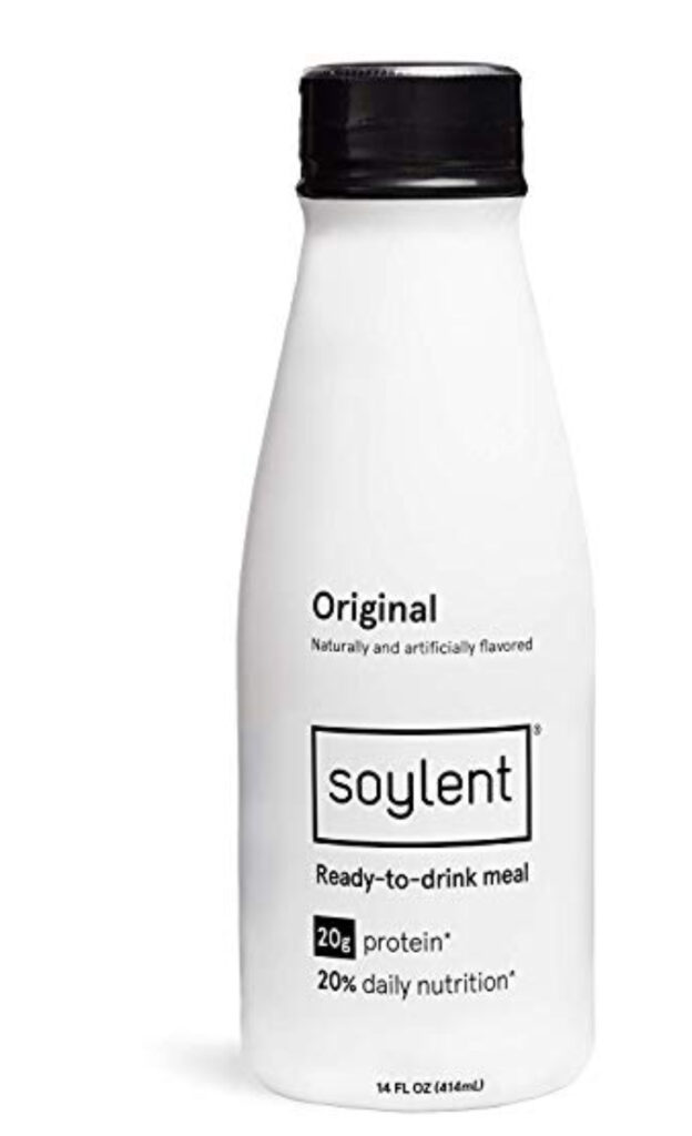 dairy-free protein drinks from Soylent
