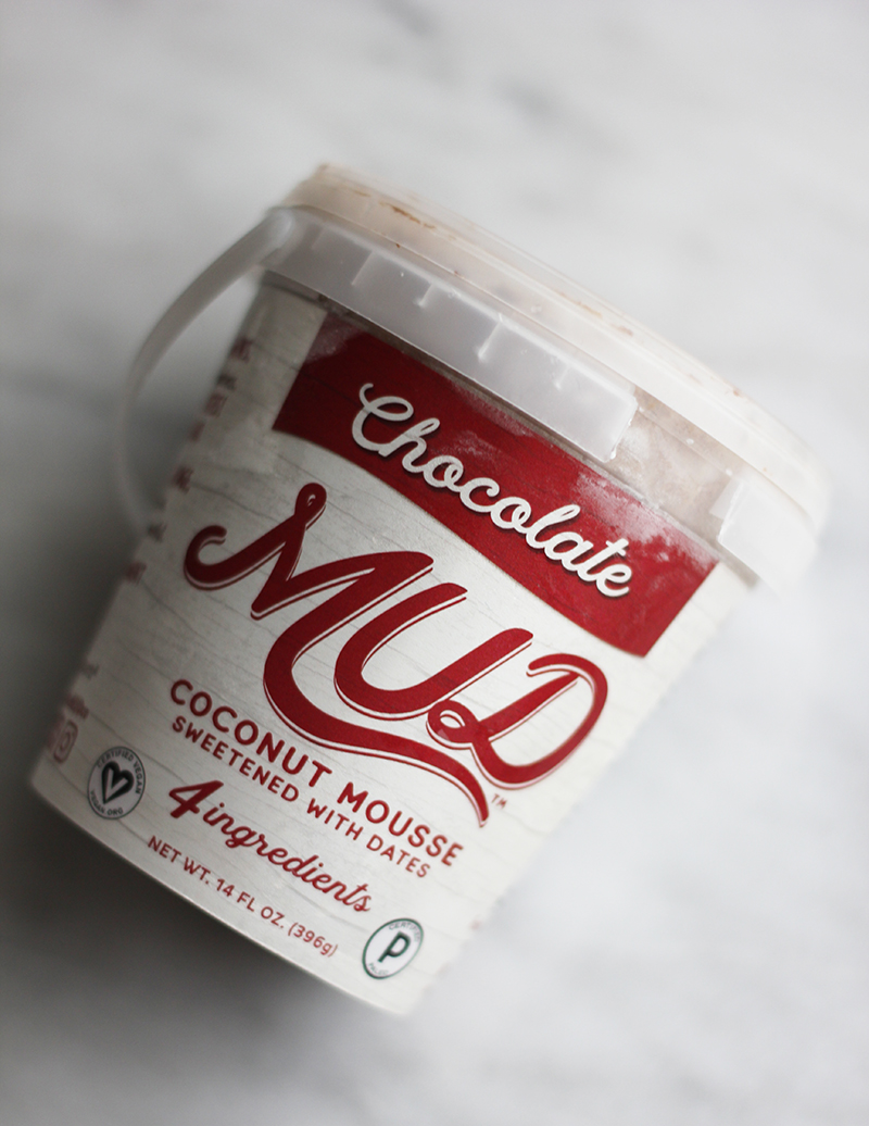 dairy free chocolate coconut mousse ice cream