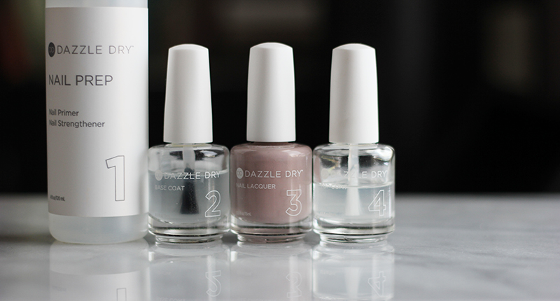 Vegan Nail Polish by Dazzle Dry