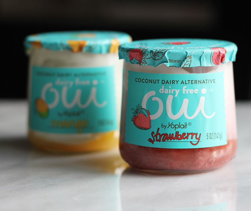 dairy free strawberry yogurt